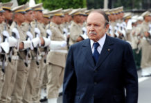 Abdelaziz Bouteflika - Président d'Algérie