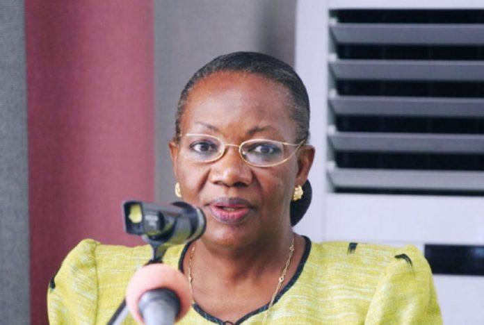Henriette Dagri Diabaté | 1ère Vice-Présidente du RHDP