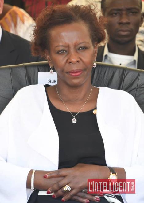 Mme Louise Mushikiwabo | Secrétaire générale de la Francophonie