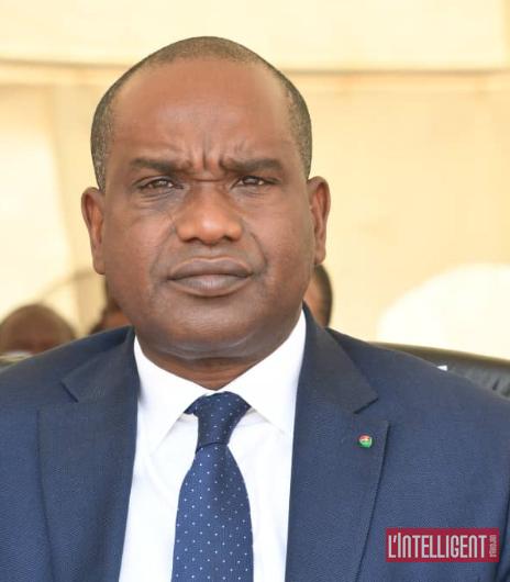 M. Alpha Barry | Ministre des Affaires étrangères et de la Coopération du Burkina Faso