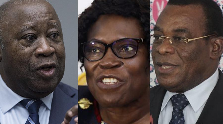Côte d'Ivoire : Affi N'Guessan défie toujours Laurent Gbagbo