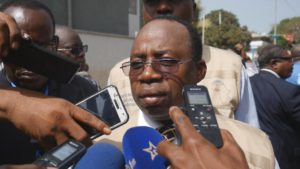 photo DR:Saïdou Compaoré, Président de la Coordination de la mission internationale des observateurs de la société civile (COMISCA).