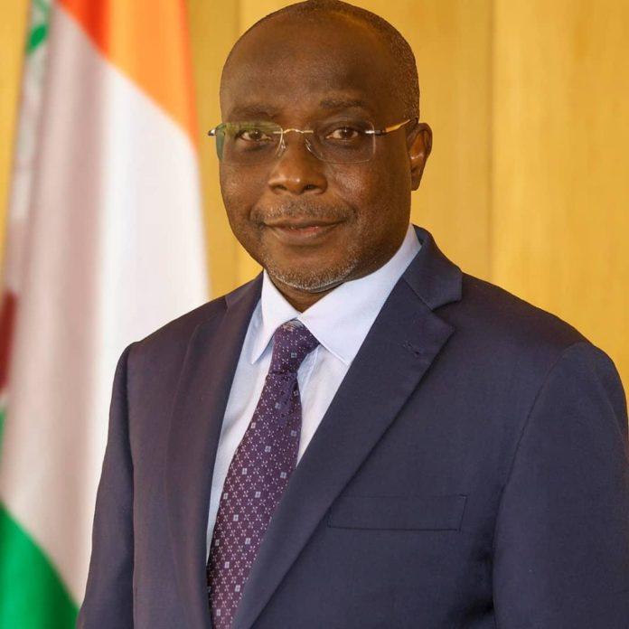 Conseil régional du Worodougou Bouaké Fofana appelle à continuer de prier pour le repos de l'âme d'Hamed Bakayoko