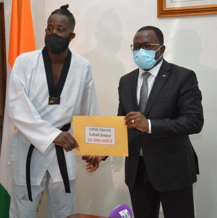 Jeux Olympiques de Tokyo 200 millions FCFA pour la préparation des athlètes ivoiriens