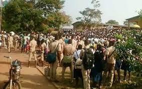 La mort de l'élève Edi Sosthène et de l'élève Bédé Jean Jacques le mercredi 19 mai 2021 à Agboville, suscite l'émoi dans la ville