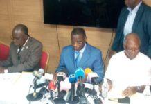 Le coordonnateur général chargé des activités pour l'accueil de l'ex-président Laurent Gbagbo, Emmanuel Monnet