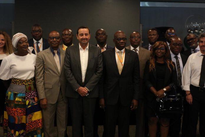 Dramane Coulibaly a procédé le jeudi 20 mai 2021 au lancement de la nouvelle plateforme de jeux en ligne dénommée ''LonaciOnline''