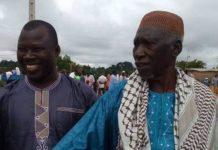 Dans le cadre de son programme d'assistance en cette période de ramadan, Kignéman Koné, adjoint au maire de Fronan, par ailleurs cadre du Rhdp à Bouaké