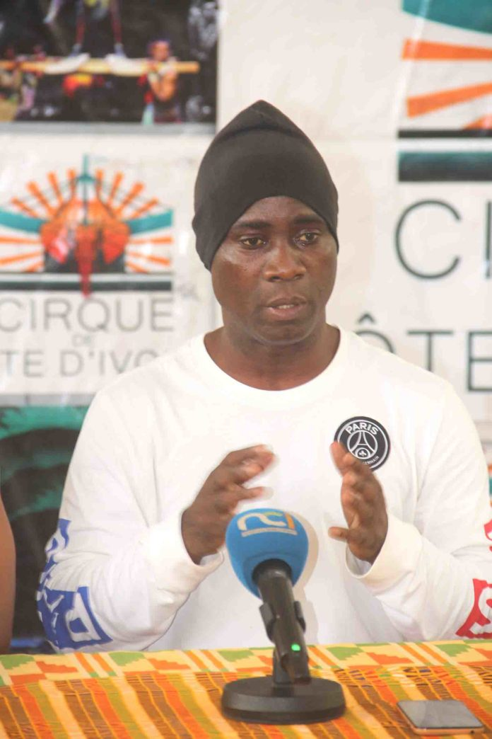 C'est une troupe d'environ 70 danseurs que conduira le chorégraphe ivoirien Georges Momboye, Directeur du Ballet national de Côte d'Ivoire,