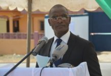 Le ministre de l'Intérieur et de la Sécurité Vagondo Diomandé a procédé le jeudi 20 mai 2021 à l'inauguration du tout premier commissariat de police de Dabakala