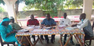 Le délégué départemental du Pdci d'Agboville 3 N'gbesso Firmin a confié qu' avec le secrétaire exécutif du parti Maurice Kacou Guikahué,