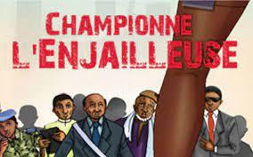 La Compagnie artistique, Jo_Alpha présidée par Joël Bousson donne une représentation en avant-première, du roman '' Championne, L'Enjailleuse''