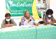 Le jeudi 3 juin 2021 la première édition de la Journée « Ivoir'Initiarives Pfg », s'est ouverte au Sofitel Hôtel