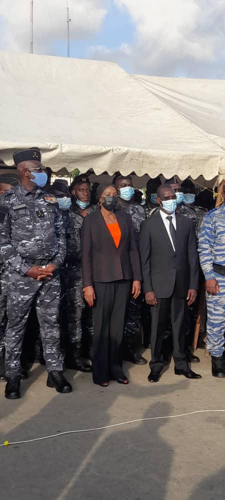 « Les opérations Éperviers sont devenues depuis quelques années des stratégies conjointes de lutte contre la criminalité dans les principales localités du territoire national »,