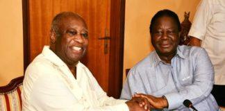 Le président du Parti démocratique de Côte d'Ivoire, Henri Konan Bédié appelle à l'oubli avec l'implication de Ouattara