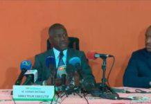 Le Président Alassane Ouattara reste droit dans ses bottes, selon le directeur exécutif du Rhdp qui ajoute qu'il n'y aura pas de dialogue national , car la Côte d'Ivoire n'est pas en crise.