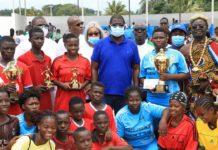 L'équipe de Shester remporte le Festi Beach, tournoi de football de plage, innovation de la 5ème édition du Êlé Festival d'Adiaké